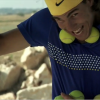 Nadal Tennis Ball Challenge
