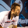 Karlovic Staves Off Fish to Get to Final