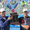 Bryans Two Times Lucky In Delray Final