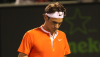 Federer Tipped Over by Berdych, Venus Saunters Into Semis