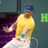 Nadal Averts the Upset, Roddick Swiftly Through