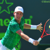 Berdych Bludgeons Soderling for Berth in Sony Ericsson Open Final