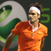 Roger Federer Addresses Media at Sony Ericsson Open