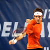 Del Potro, Fish Advance to Quarters in Delray