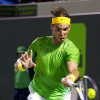 Nadal Weathers Nishikori, Defending Champ Roddick Ousted