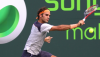 Federer Progresses into the Fourth Round at the Sony Ericsson Open