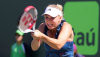 Wozniacki Gains a Quarterfinal Berth at the Miami Open with Muguruza Retirement