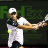 Roddick Halts Federer at the Sony Ericsson Open