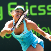 Sharapova, Djokovic, Federer and Serena Take Stadium Court at Sony Ericsson Open