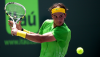 Nadal, Murray, Azarenka and Venus in Action at Sony Ericsson Open