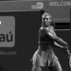 Serena Williams Dispatches Morita for a Four