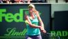 Sharapova Rolls Past Jankovic, Back in Sony Open Final