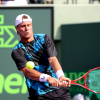 Hewitt wins 600th ATP match at Sony Open, young American trio advances