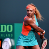 Serena Williams, Sharapova Advance at Sony Open