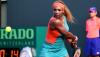 Serena Williams, Sharapova Advance at Sony Open