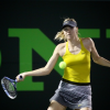 Serena and Sharapova tested at the Sony Open
