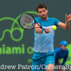 Dimitrov Destroys Pospisil to Advance at the Miami Open, Tsonga and Isner Advance