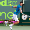 Djokovic Escapes Thiem to Advance to Miami Open Quarterfinals