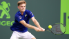 Goffin Books Semifinal Spot Against Djokovic at the Miami Open