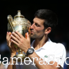 Djokovic Picks Up Fourth Wimbledon Trophy