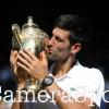 Djokovic Picks Up Fourth Wimbledon Trophy