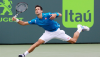 Friday at the Miami Open Features Djokovic Under the Lights, Isner Starts Title Defense