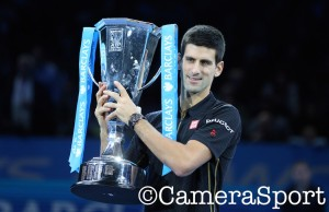 International Tennis - Barclays ATP World Tour Finals - O2 Arena - London - Day 8 - Sunday 16th November 2014