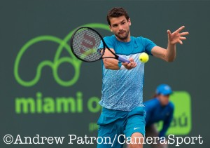 Tennis - 2015 ATP World Tour 1000 - Miami Open - Key Biscayne, USA - Day 6 - Saturday 28 March 2015